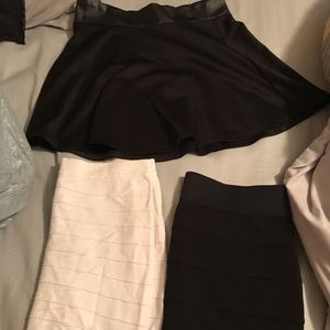 Charlotte Russe skirts